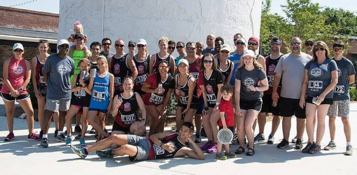 Rocky Mount Mills Run Club