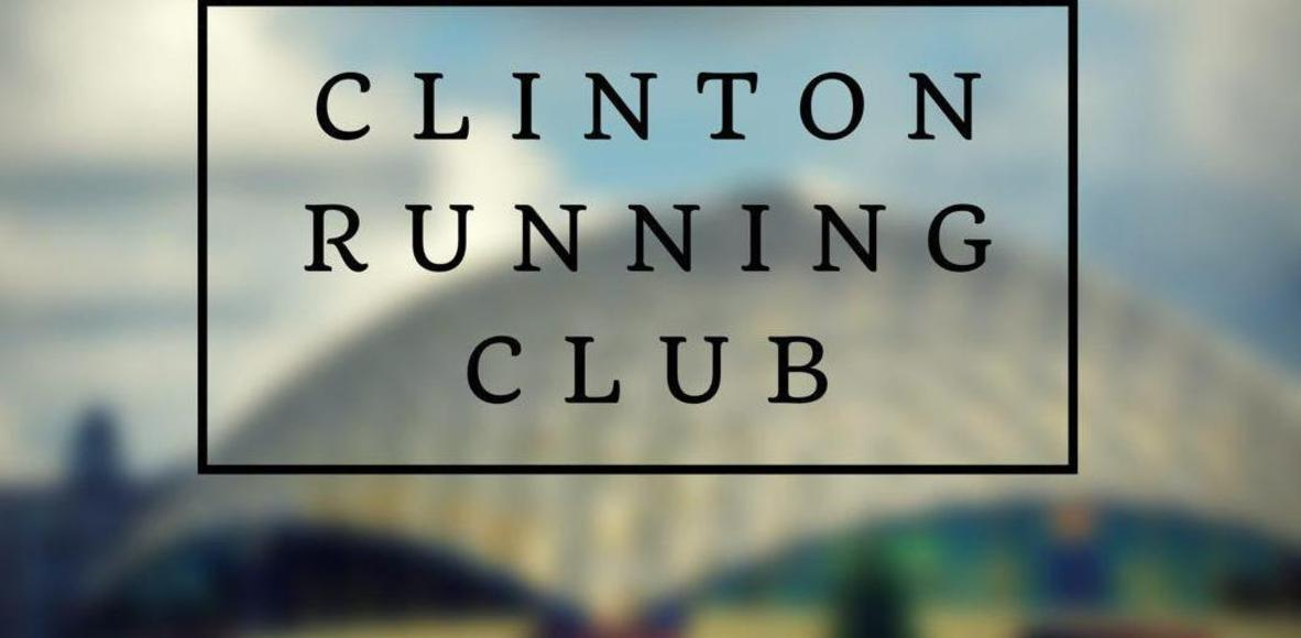 Clinton Running