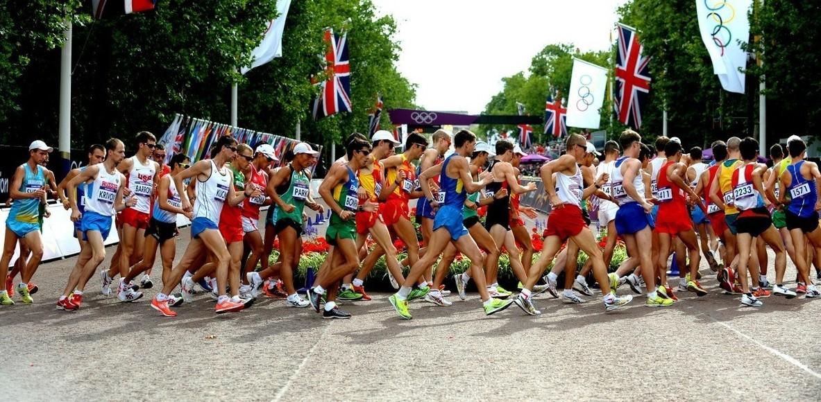 Race Walkers of Strava