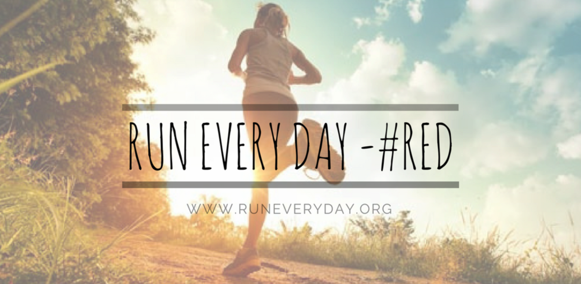 RED - Run Every Day