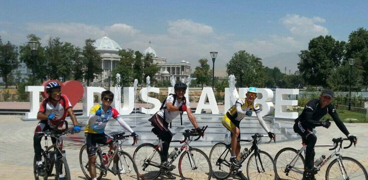 Cycling Club Tajikistan