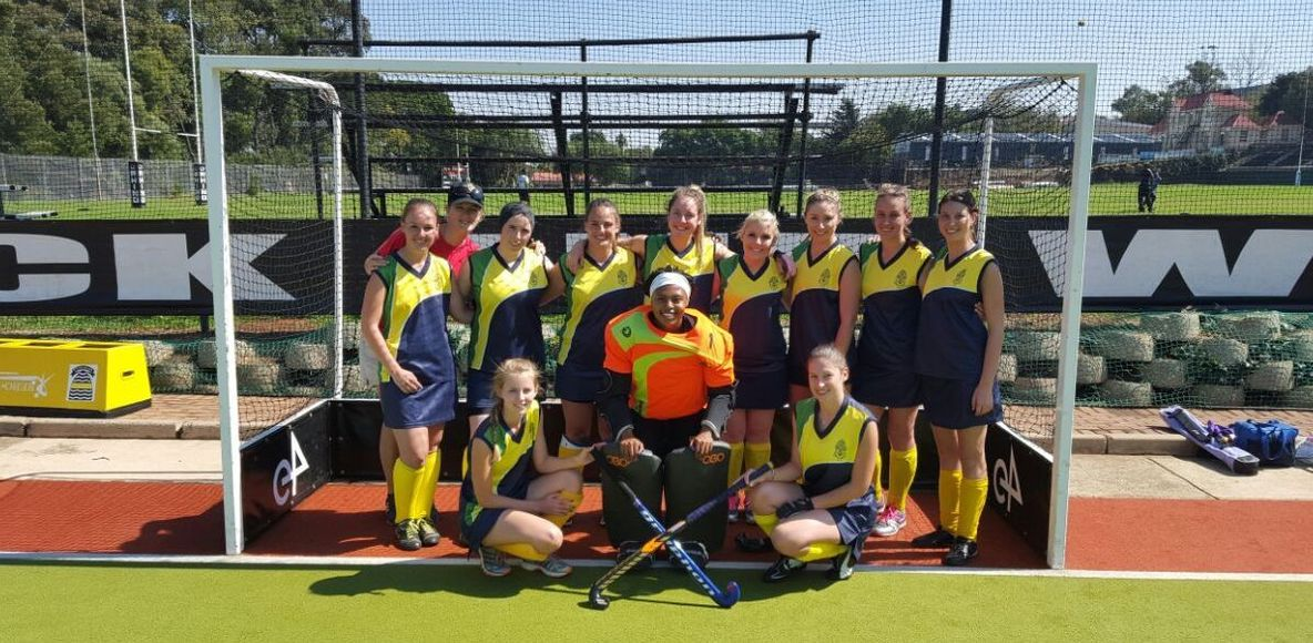 CBC Boksburg Girls Squad