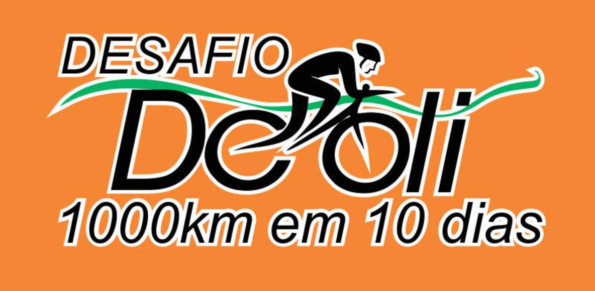Desafio Deoli 1000km em 10 dias