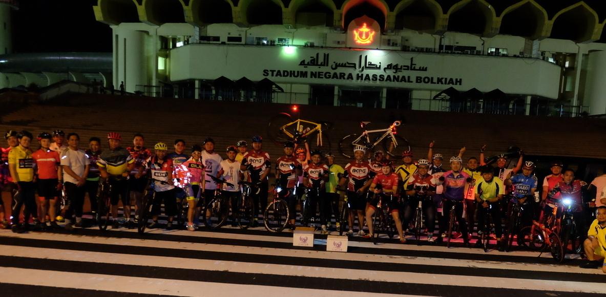 Brunei Folding Bike Club