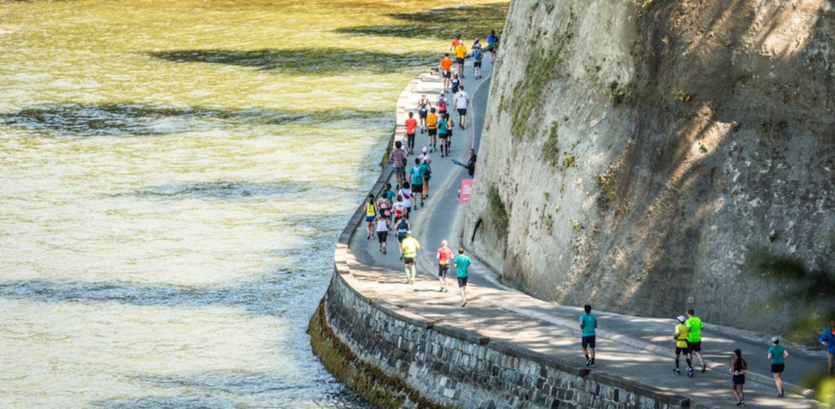 BMO Vancouver Marathoners