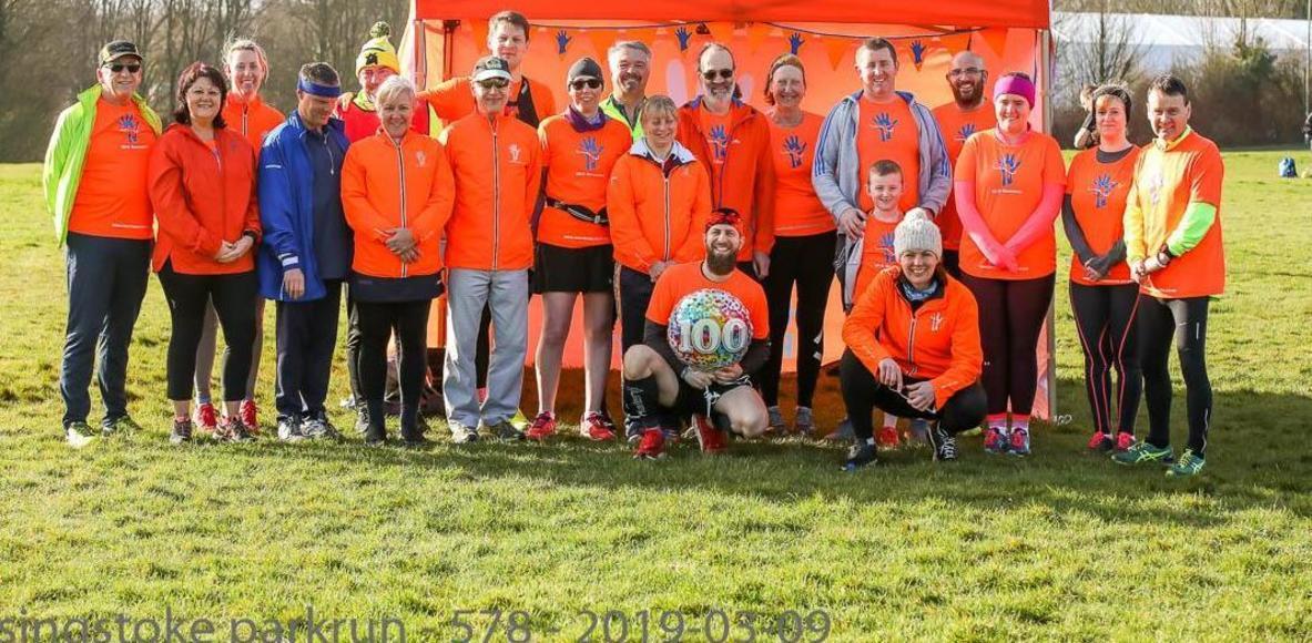 Hi-5 Runners - Rooksdown