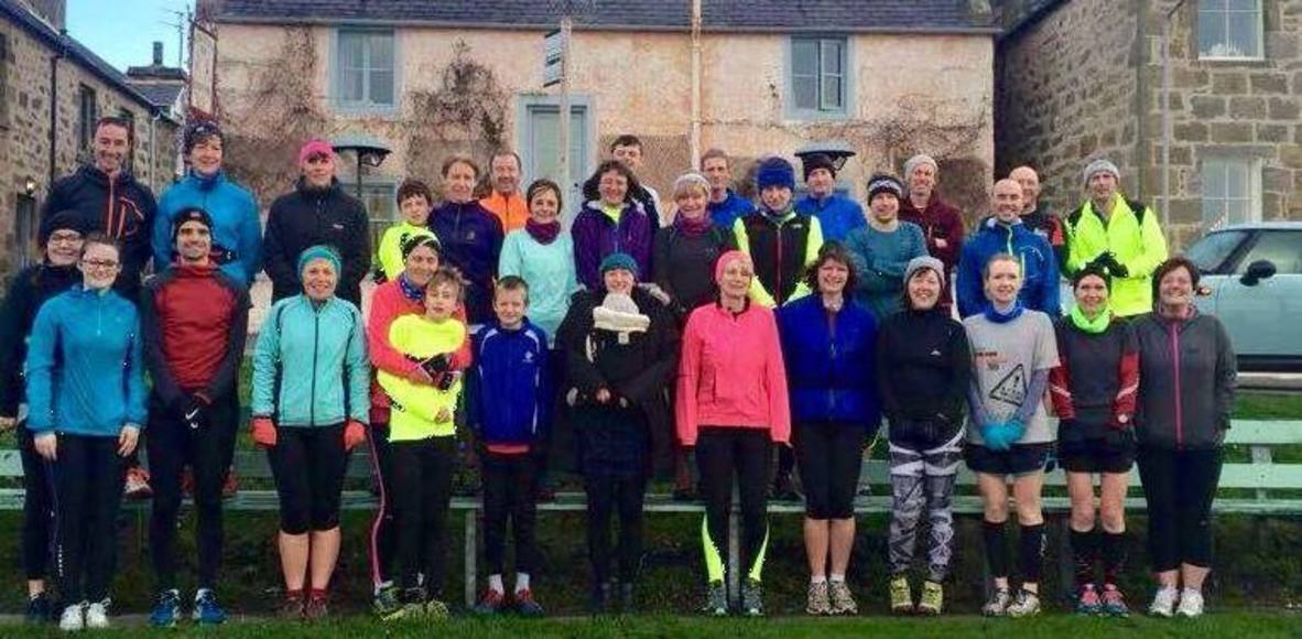 Forres Harriers