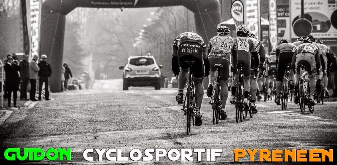 Guidon Cyclosportif Pyrénéen