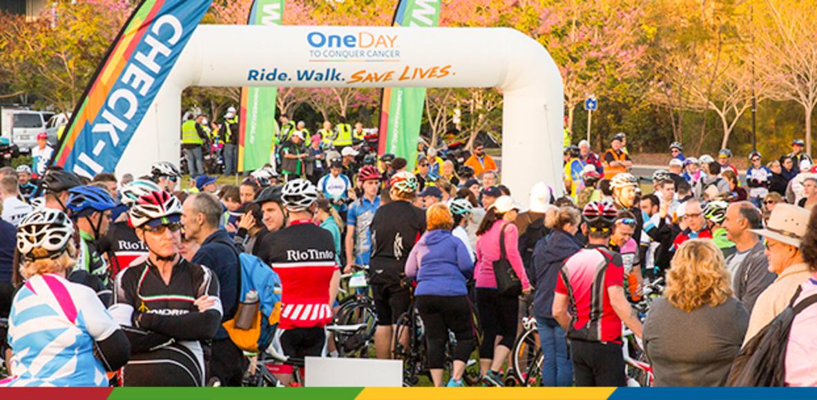 Melbourne OneDay to Conquer Cancer