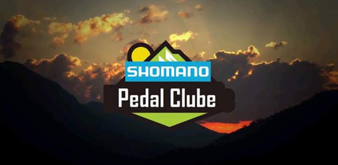 SHÔMANO PEDAL CLUBE.