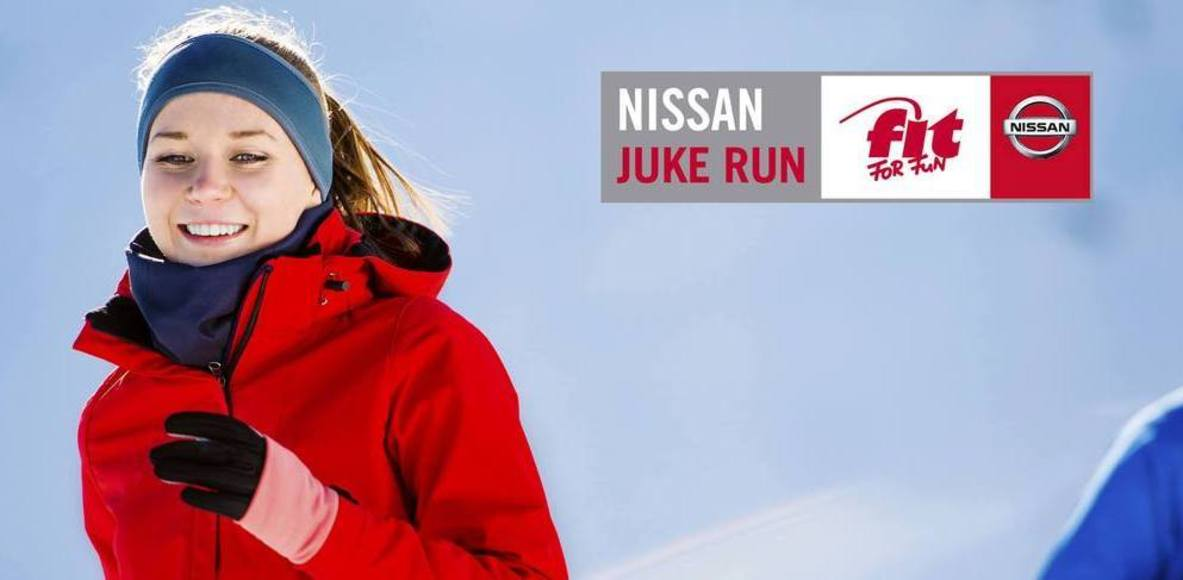 Nissan Juke Run by FIT FOR FUN