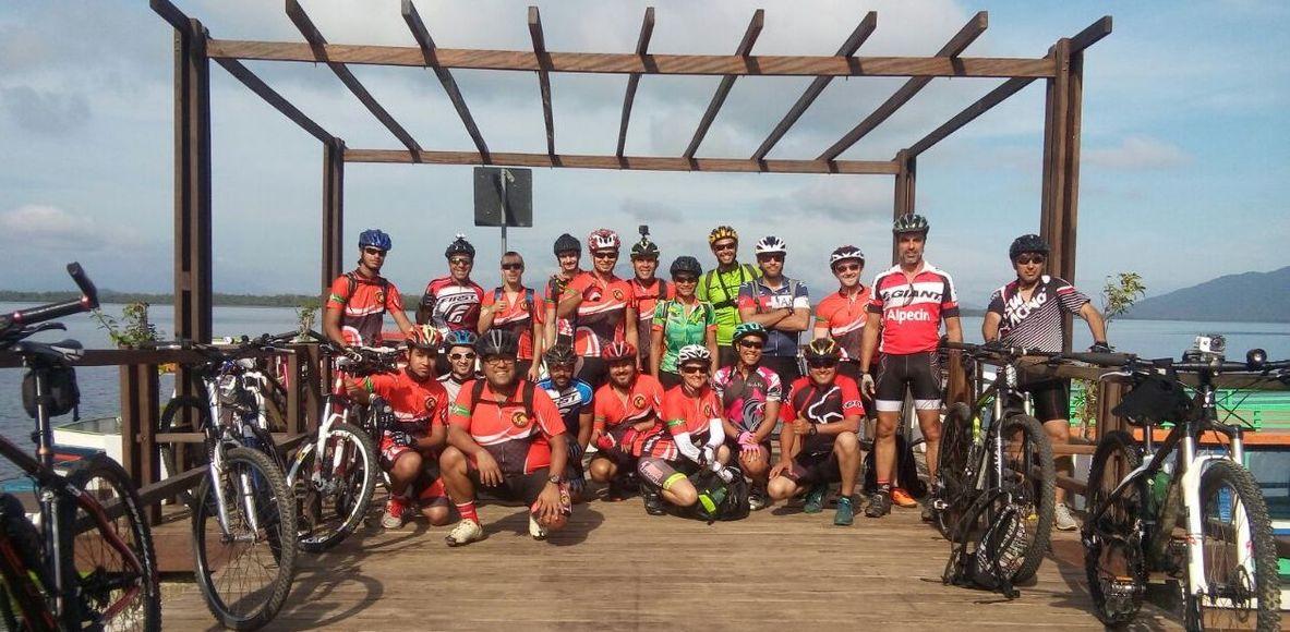 Grupo Mtb na veia Paranaguá