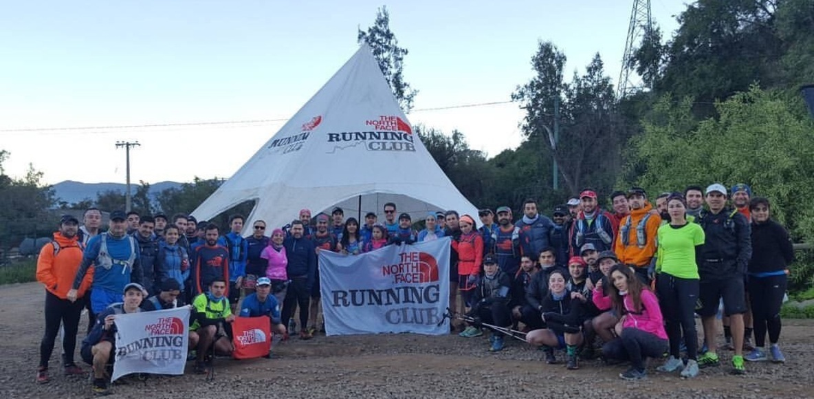 The North Face Running Club