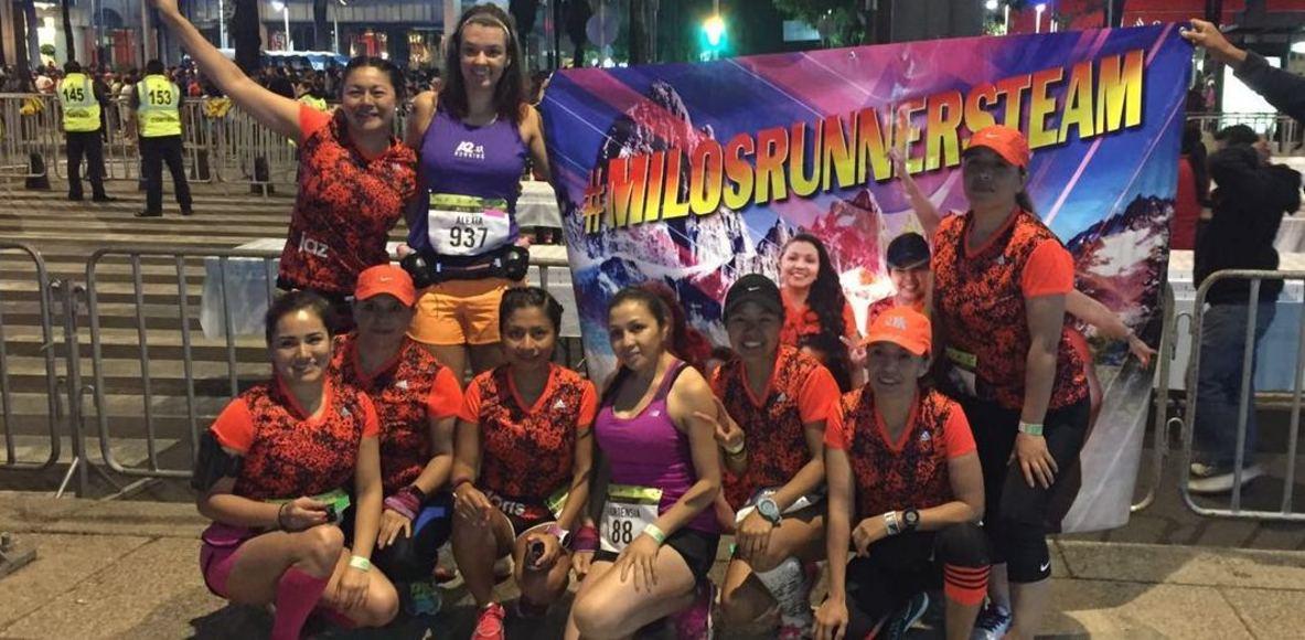 Milos Running Team