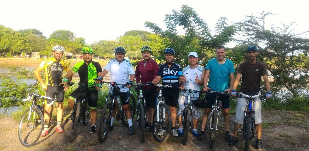 Trocheros Team Bike