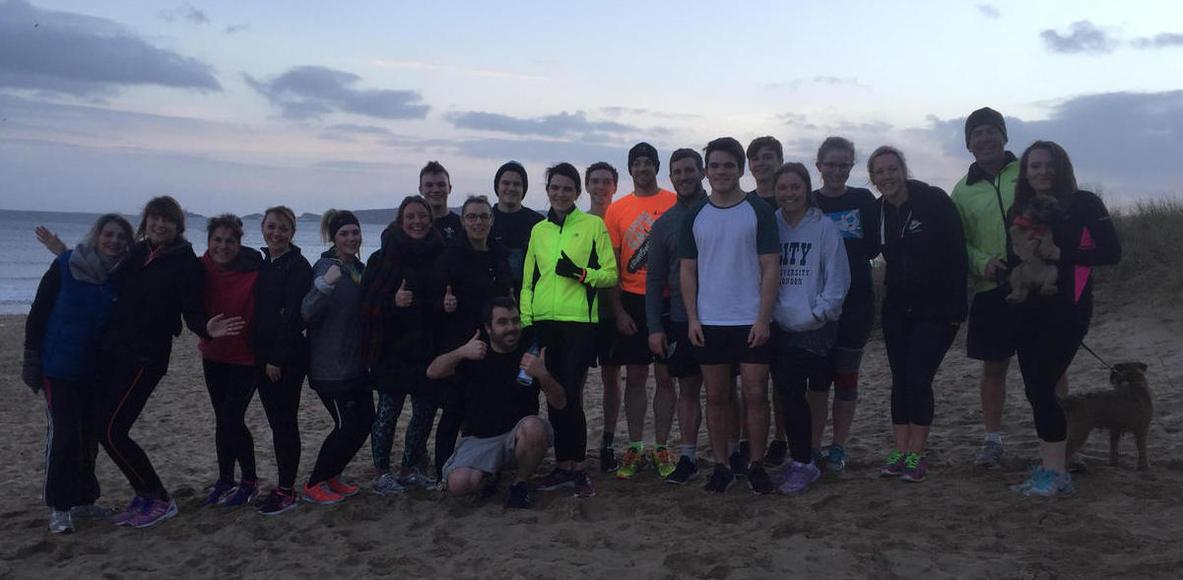 Bishop Gore Runners