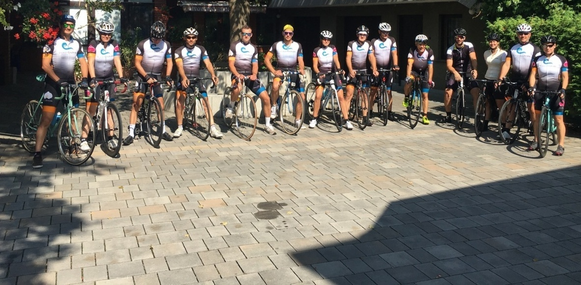 Ocean Orchids Cycling Team