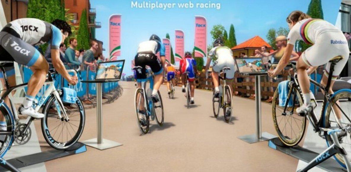 Tacx Indoor Multiplayer Competities