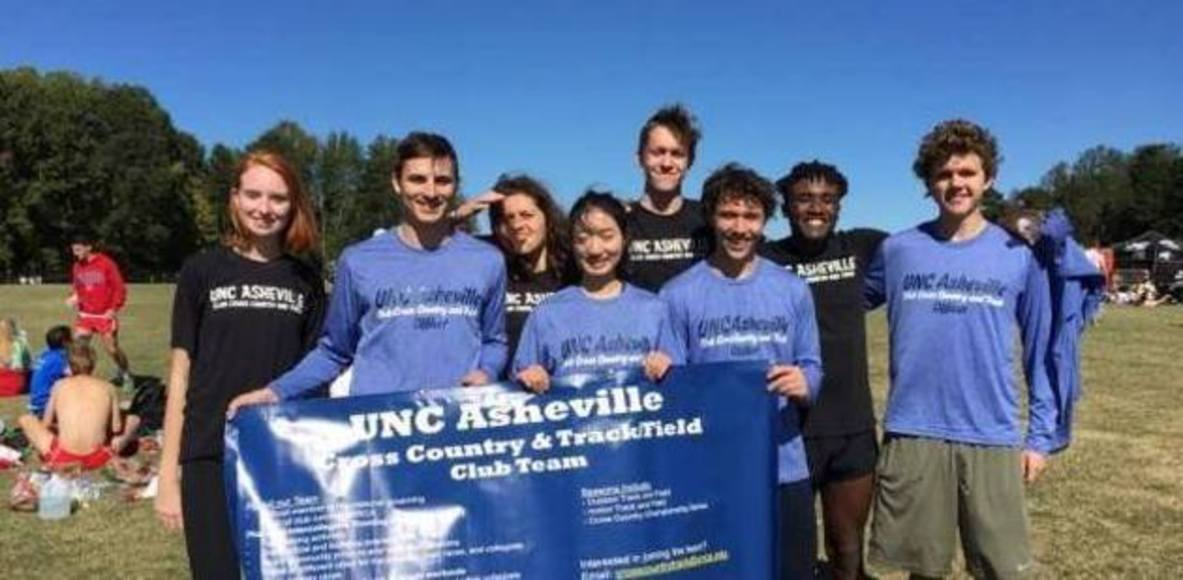 UNC Asheville Club Cross Country and Track