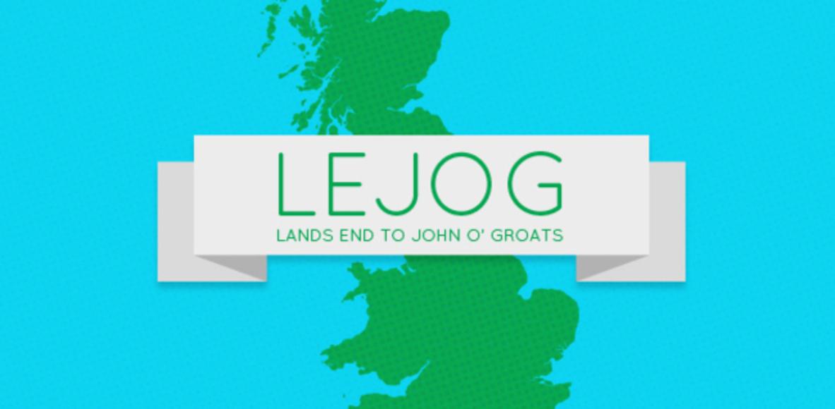 LEJOG Longway Up
