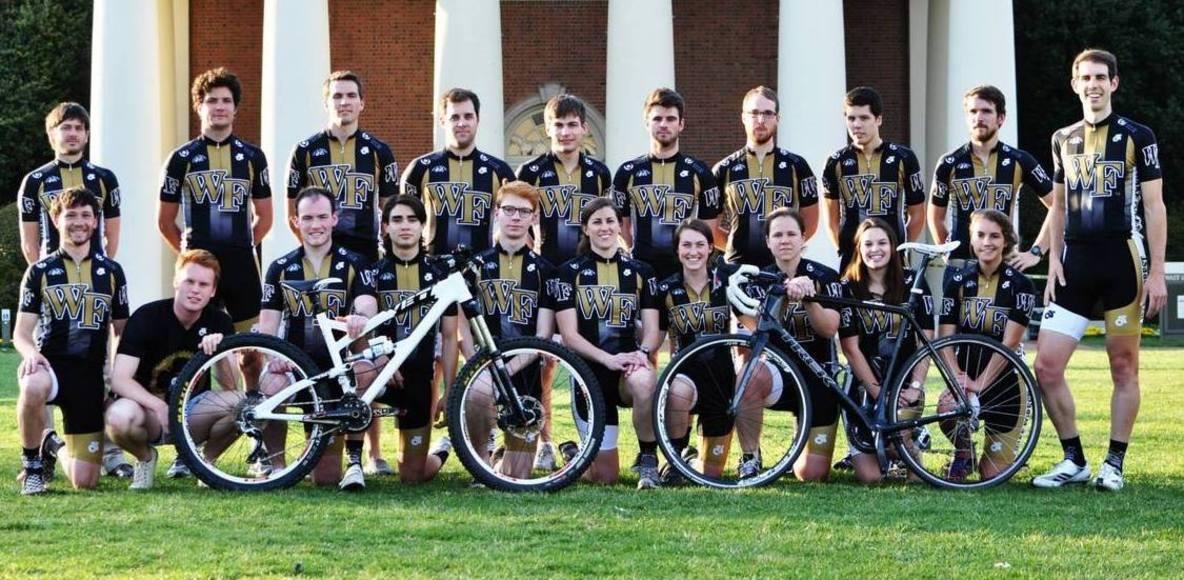 Wake Forest University Club Cycling
