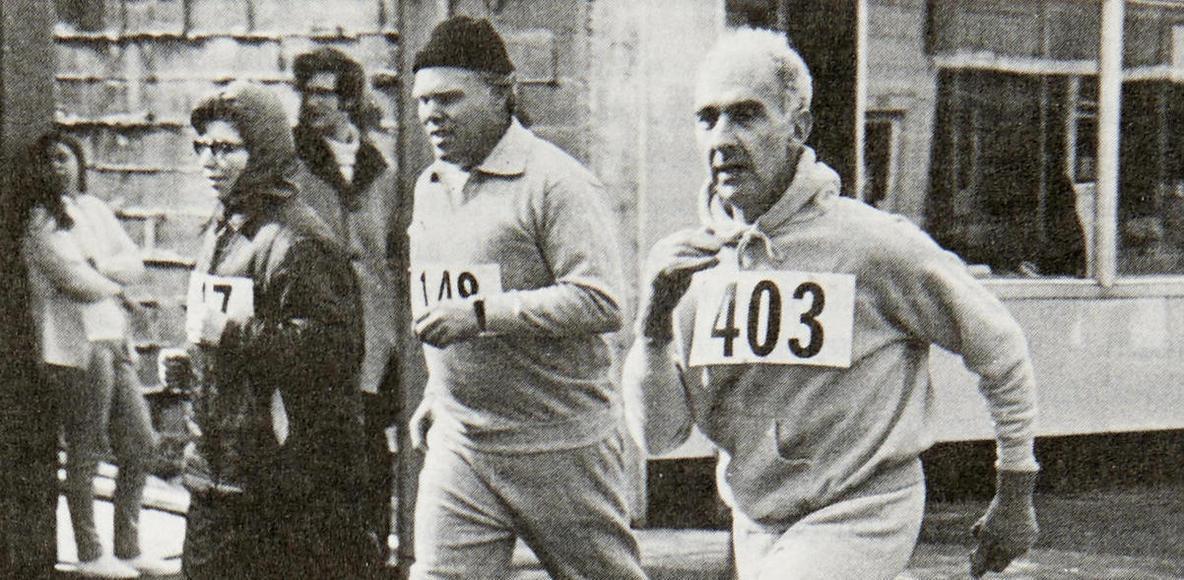 Running over 50s
