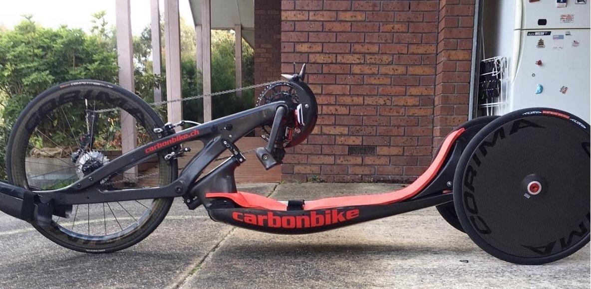 Push Mobility CarbonBike Australia