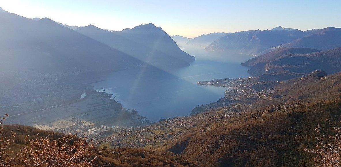 Lago d'Iseo e Vallecamonica - Trail Running e Corsa