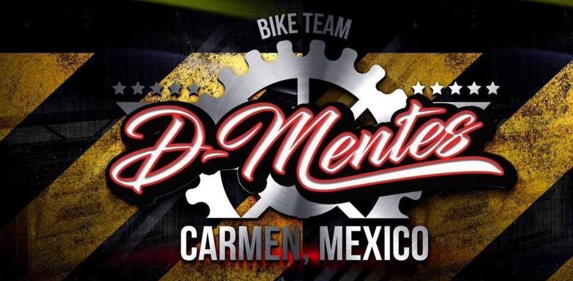 Dmentes Bike team