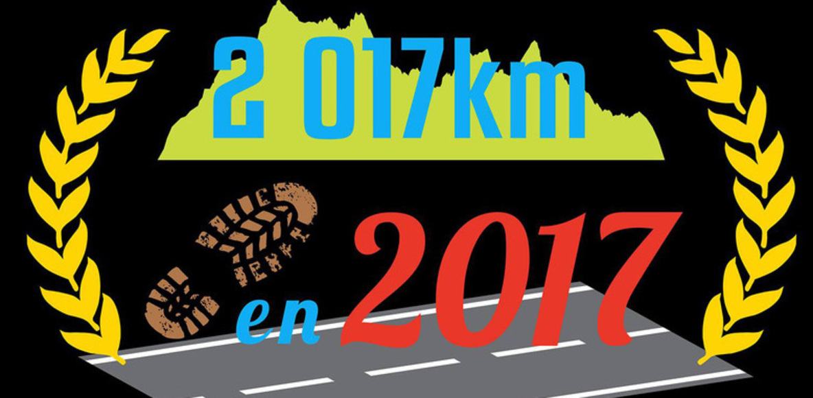 Notre Mission 2017 km en 2017 (RED GROUP)