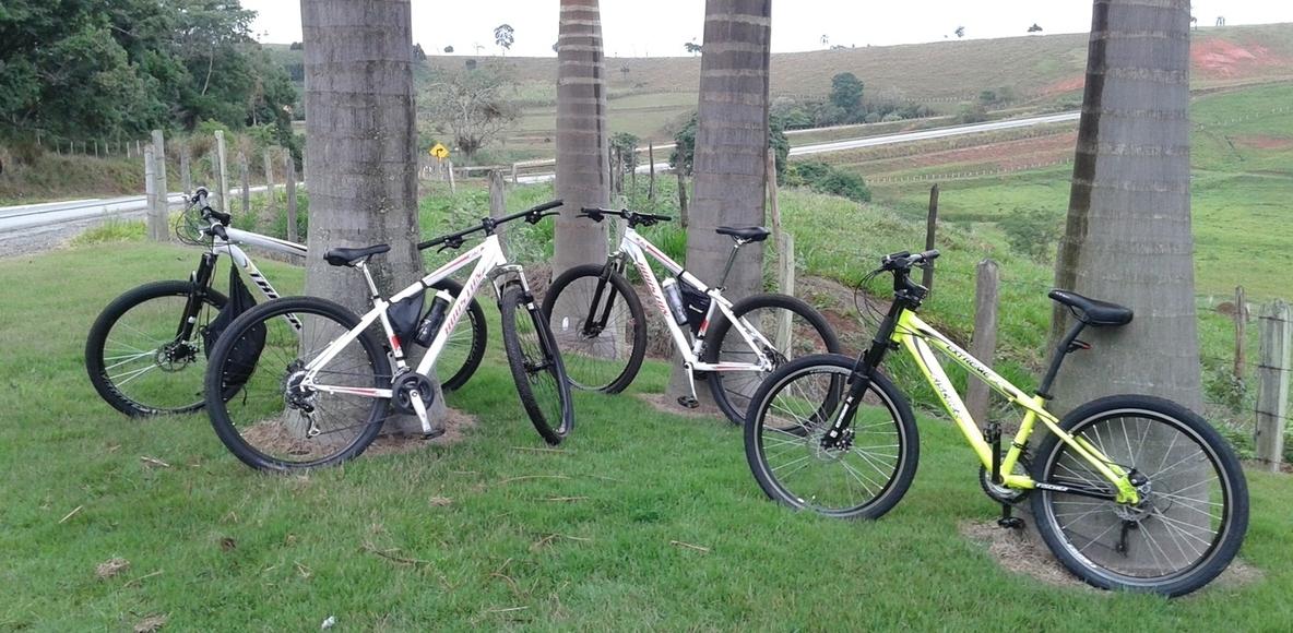 The Bike Adventure - Santa Rita do Sapucaí - Minas Gerais