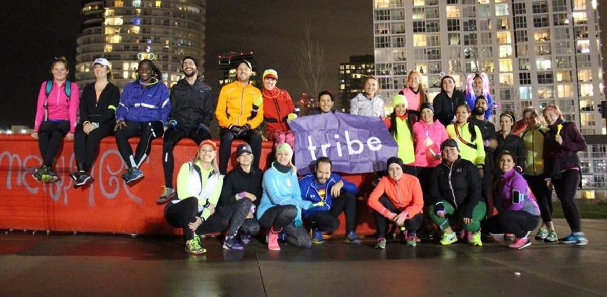 Tribe My First Race