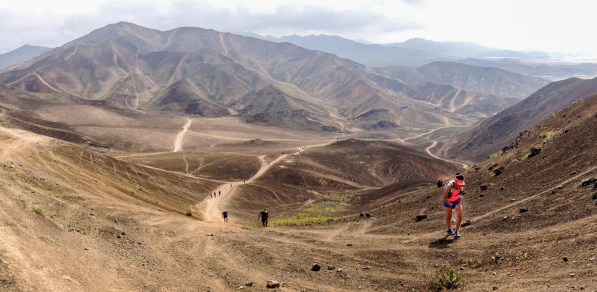 Trail Peru