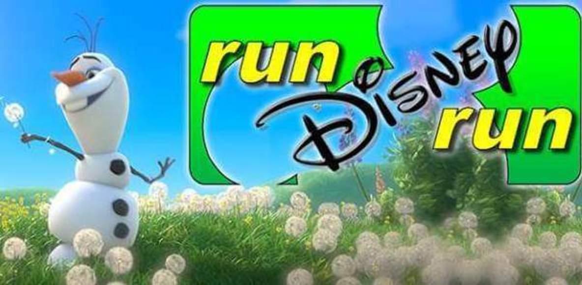 RunDisney Run