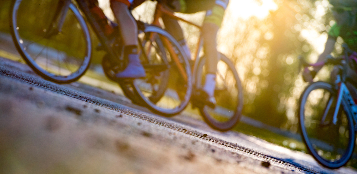 Positive Spin - a mental health awareness ride