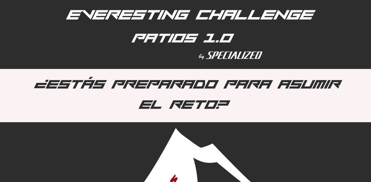 Everesting Patios by Specialized