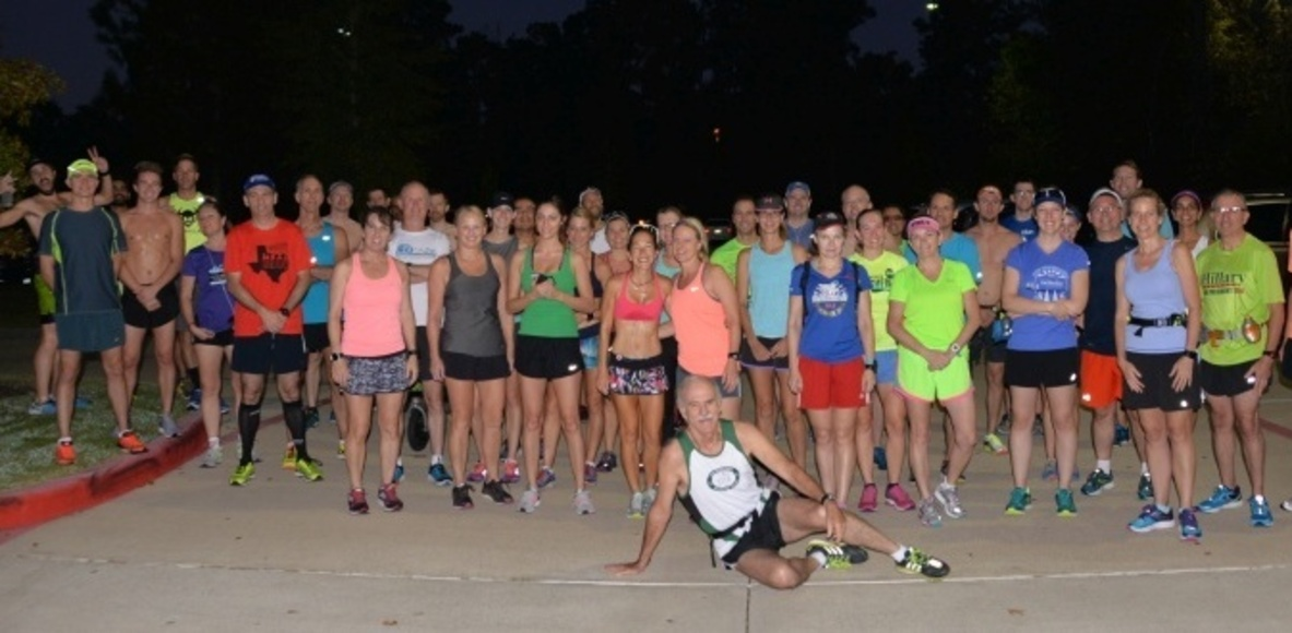 The Woodlands Running Club