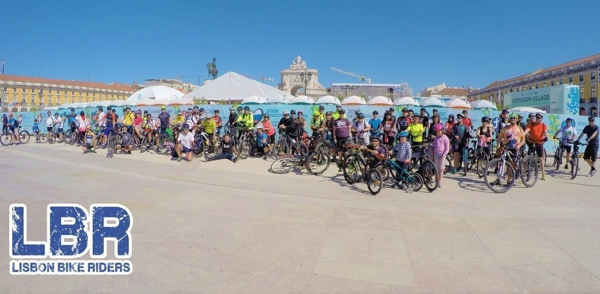 LBR - LISBON BIKE RIDERS