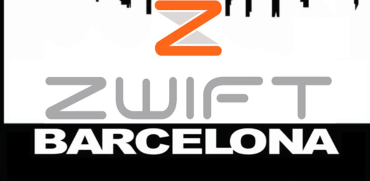 ZWIFT Barcelona