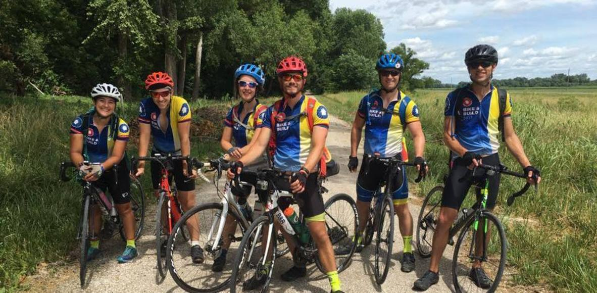 Bike and Build CUS 2017