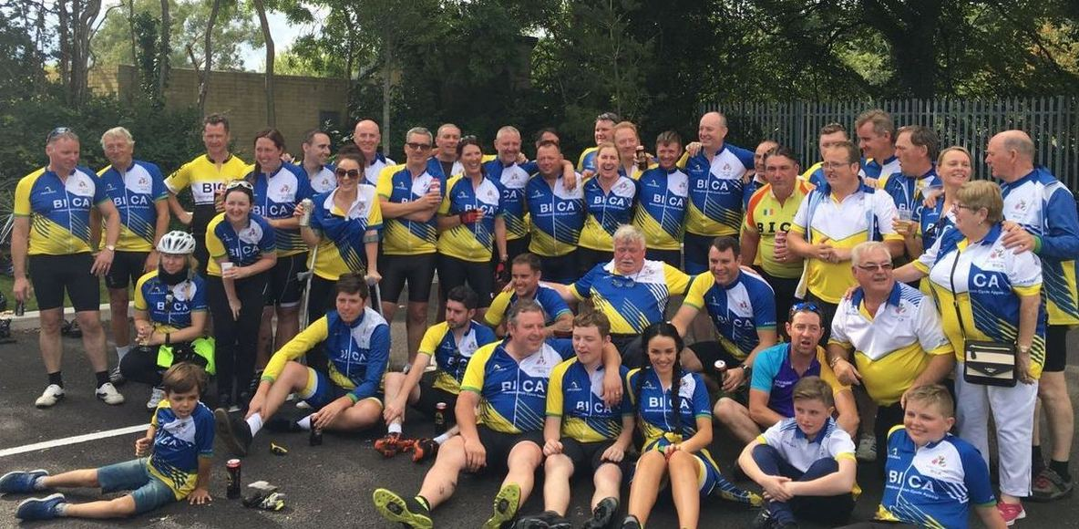 Birmingham Irish Cycle Appeal