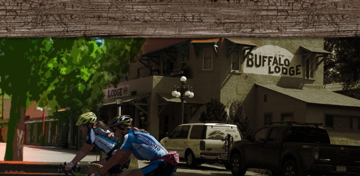 Buffalo Lodge Bike Tribe