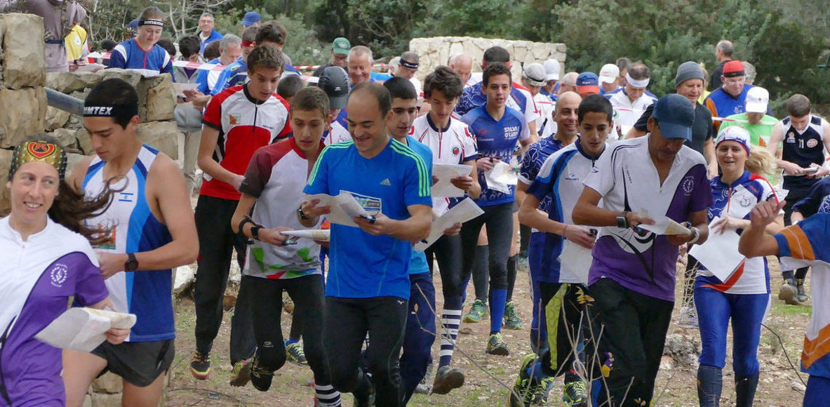 Hevel Modiin Orienteering Club