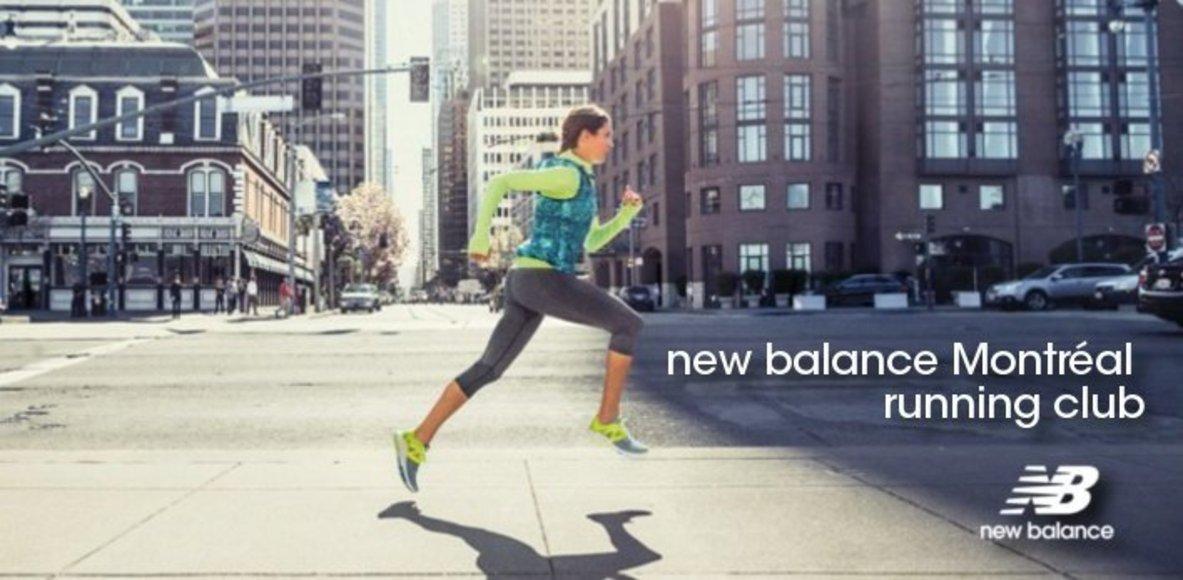 New Balance Montreal