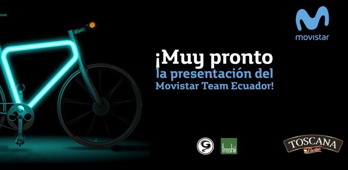 Movistar Team Ecuador Toscana