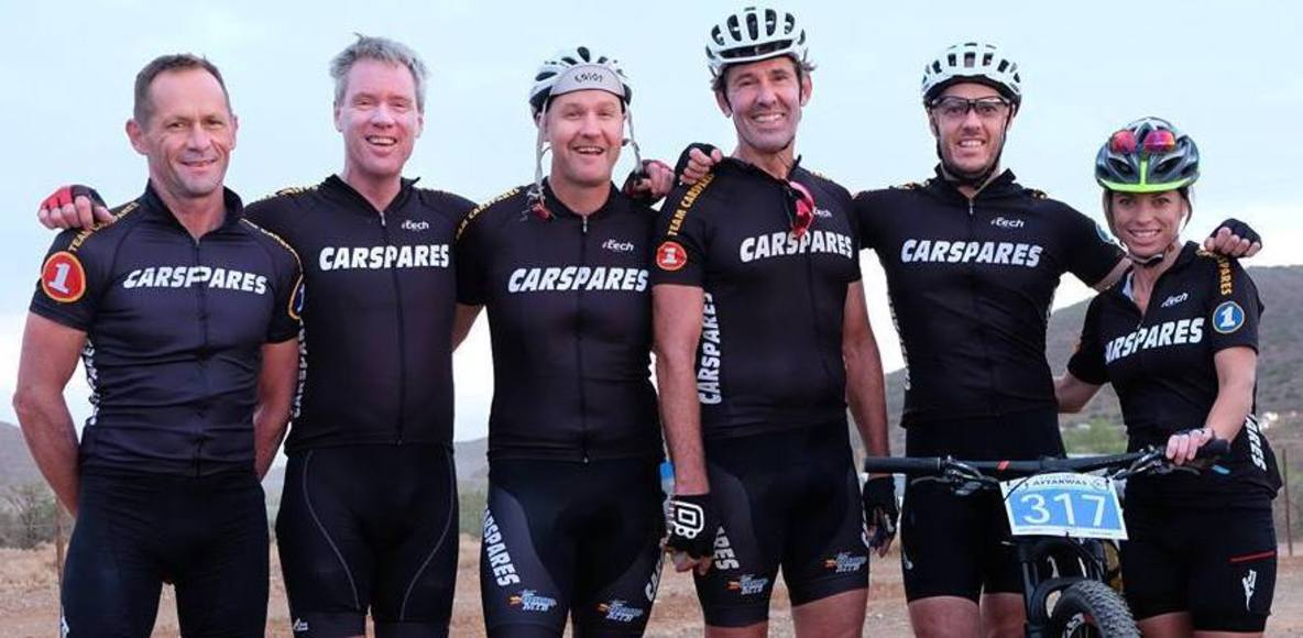 Team Carspares MTB