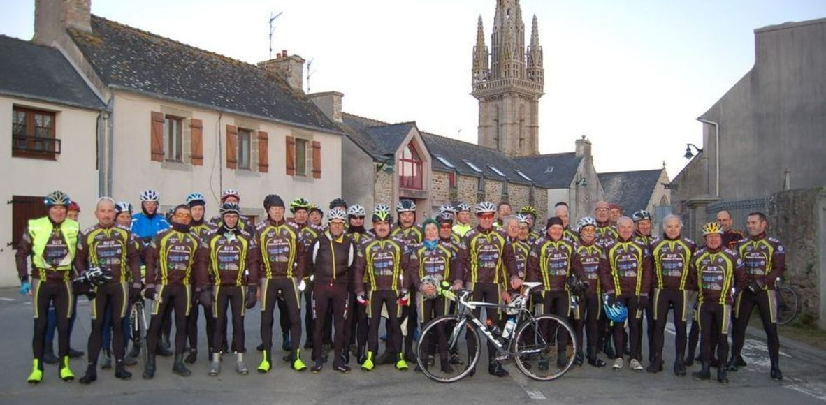 Amicale cycliste Goulven Treflez Plouider