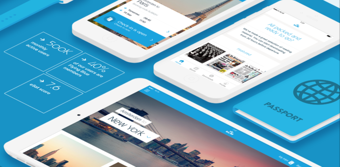 KLM Mobile Team