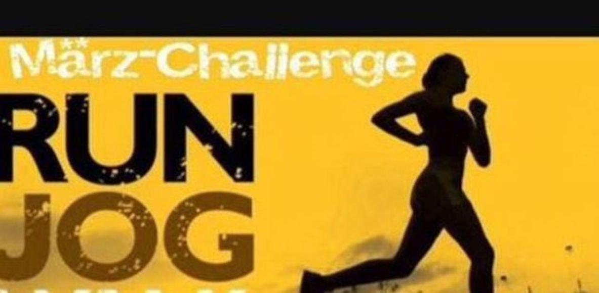 1 Million Kilometer Challenge März