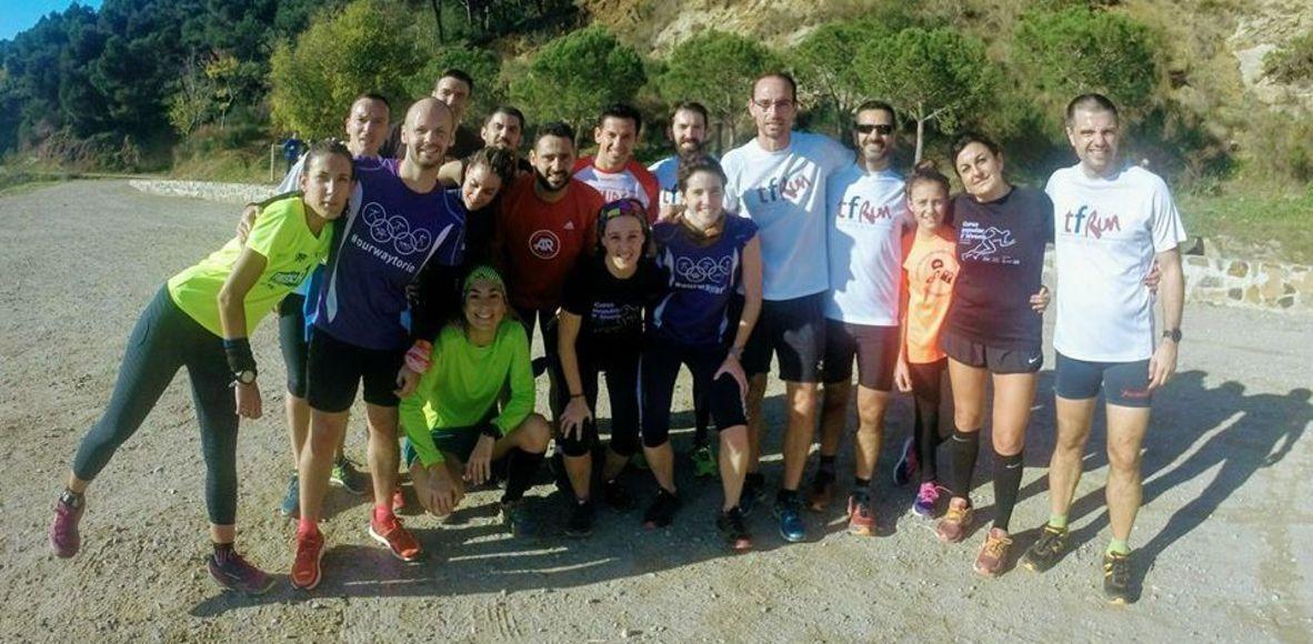 Tino Bermejo Training group